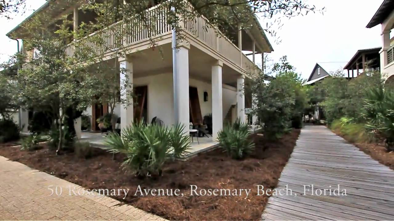Rosemary Beach Florida 5BR Gulf View Vacation Rental Home 50