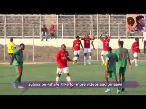 Top ten goals -TNM super League OF malawi 2017/18 (so far)
