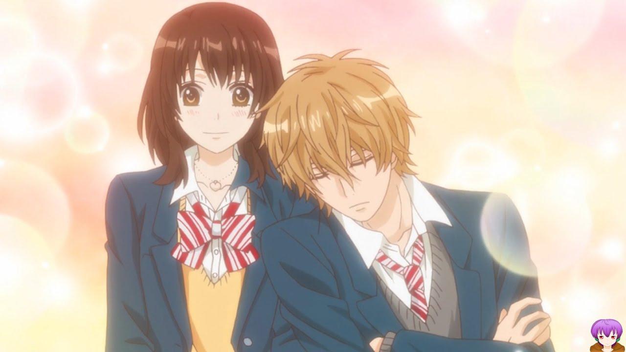 Wolf Girl And Black Prince Wallpaper Hd Ookami Shoujo To Kuro Ouji Episode 9 オオカミ少女と黒王子 Anime