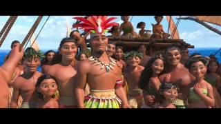 Моана - «Песня мореходов»