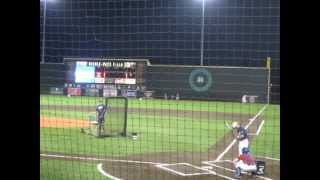 Aaron Mizell 23 Home Runs Sunbelt Conference Home Run Derby