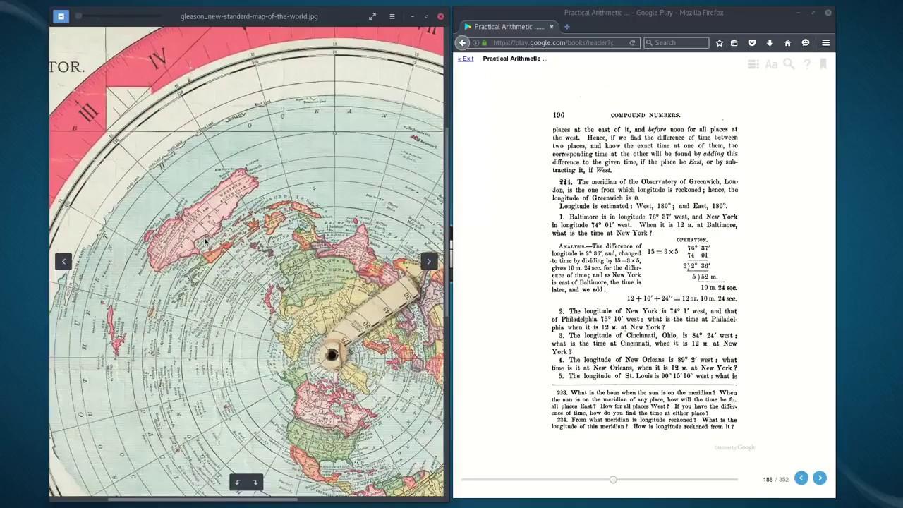 Correct Map Flat Earth Australia Evidence Explored !! Debunk This ...