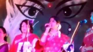 Dariye aacho Tumi Amar Gaaner Opare (By Nitu Sinha) Live On Stage