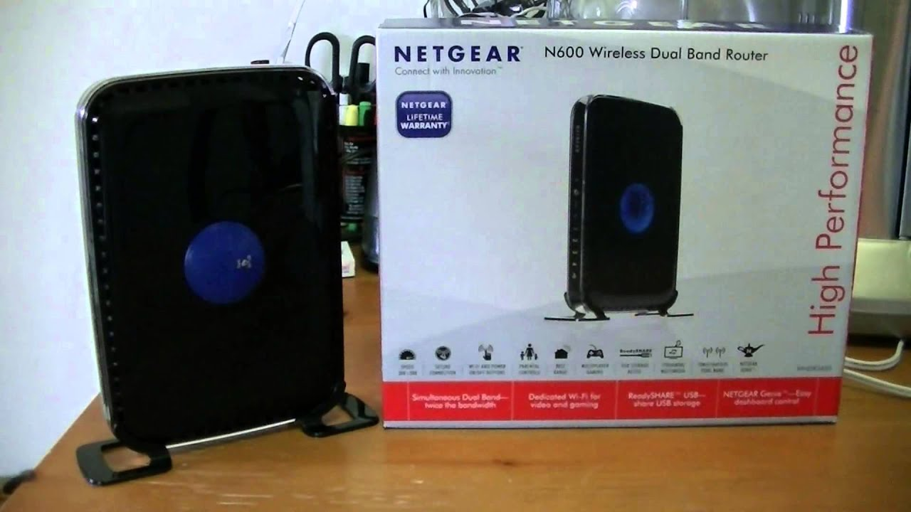 netgear n600 wireless dual band router wndr3400 review. Black Bedroom Furniture Sets. Home Design Ideas