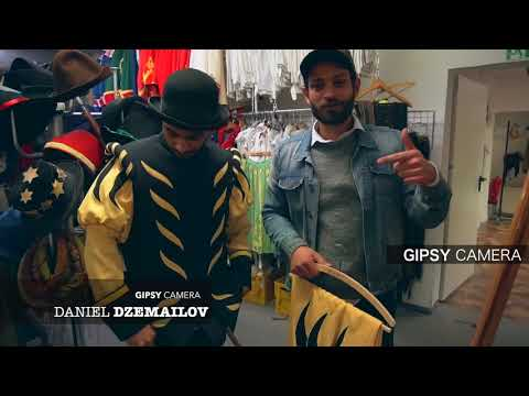 GIPSY CAMERA NEW WORK WITH MANUEL AMETI (MK, Kumanovo)