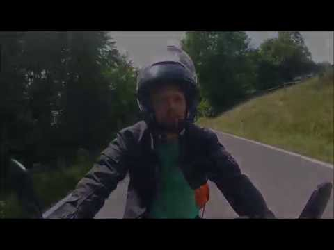 Motorcycle trip Austria, Slovenia, Croatia