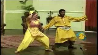 Mera Tan Man Pyasa Channa Ve Tere Pyar Da - Pakistani Mujra