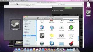 Mac Tutorial: Installing software from DMG disk images
