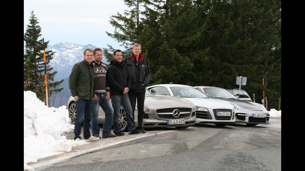 Mit Walter Röhrl im Porsche GT2 RS - GRIP - Folge 131 - RTL2