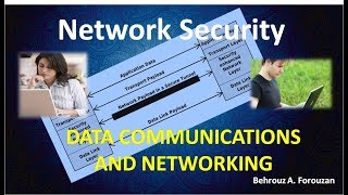 31 DATA COMMUNICATIONS AND NETWORKING Network Security