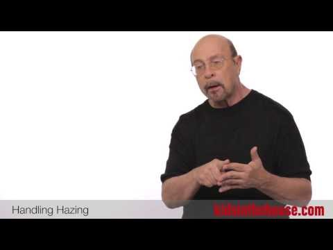 Talking to Your Child About Hazing - Hank Nuwer, Hazing Expert ...