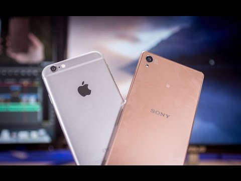 Sony Xperia Z3 vs. iPhone 6 - Detailed Comparison!