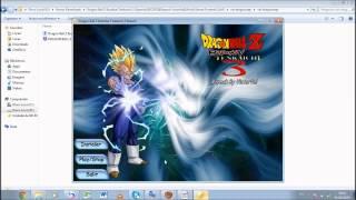 Como Baixar e Intalar Dragon Ball Z Budokai Tenkaichi 3 Para Pc