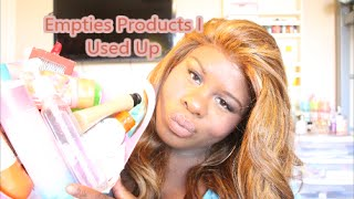 Empties Products I used up (November Empties 2014) Thumbnail
