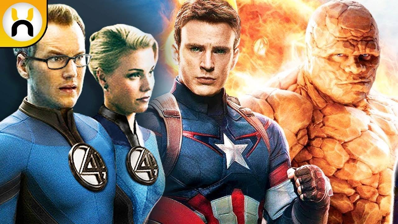How To Introduce Fantastic Four Into The Mcu