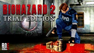 RESIDENT EVIL 2: TRIAL EDITION | Hacked Version