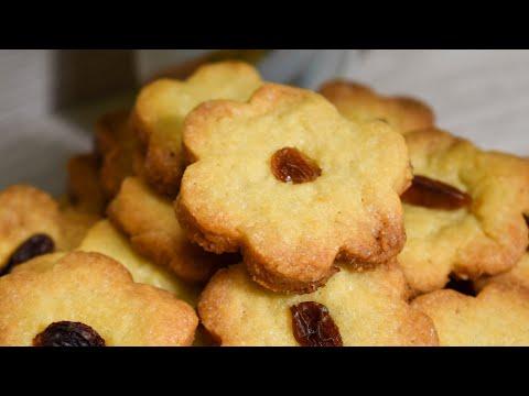 Очень Вкусное Домашнее Печенье из Песочного Теста