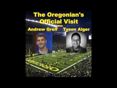 Dakota Prukop on competing for Oregon's starting job