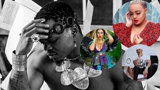 WHAAT! Harmonize amvua nguo Wolper,'alimtaka Diamond kimapenzi, akamuambia atamzalia mtoto wa kiume'