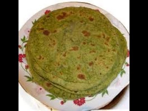 gluten-free-lunch-box---ultimate-spinach-(palak)pepper-parathas
