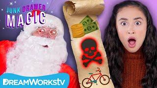Santas Wishlist | JUNK DRAWER MAGIC