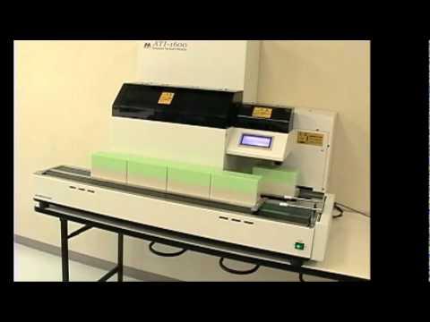 自動チップセット機 ATI-1600 / メディカテック株式会社