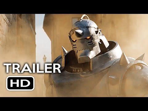 Fullmetal Alchemist Live-Action Official English Trailer (2017) Action Movie HD