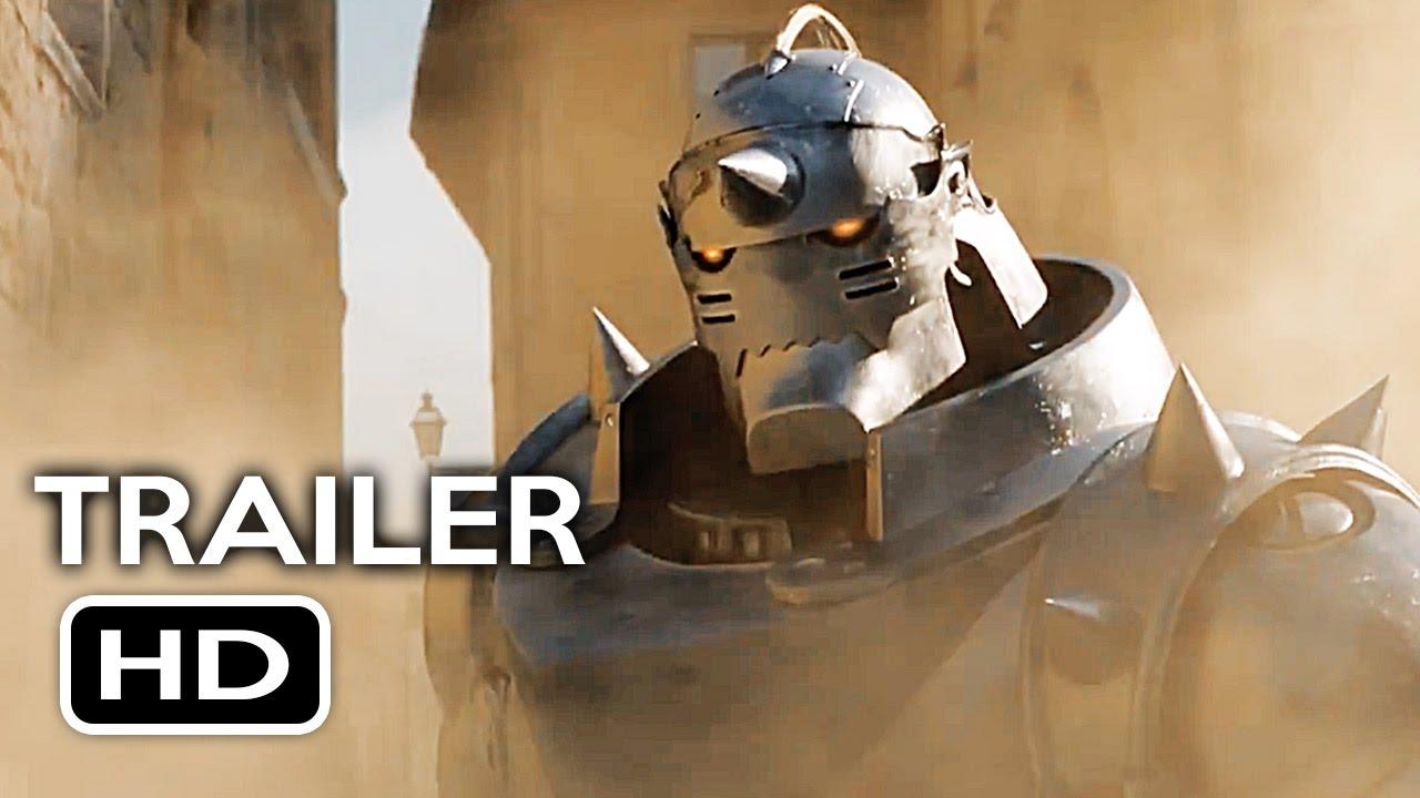 Fullmetal Alchemist Live-Action Official English Trailer ...