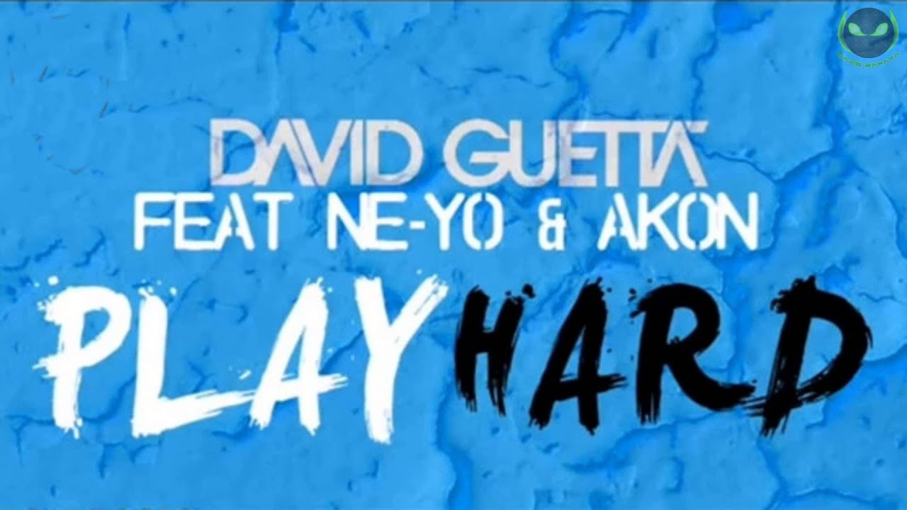 Play Hard (New Version 2013) David Guetta feat. Ne-Yo & Akon ]HQ[
