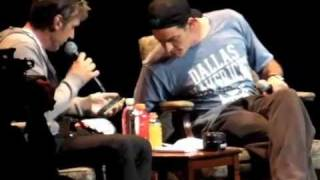 Divine Intervention ~ Charlie Sheen in Dallas, Texas