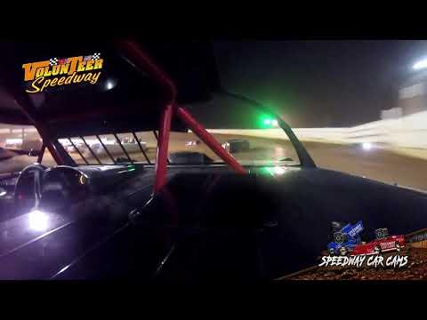 #10 Dustin Ratliff - Mod Street - 9-7-19 Volunteer Speedway - In-Car Camera