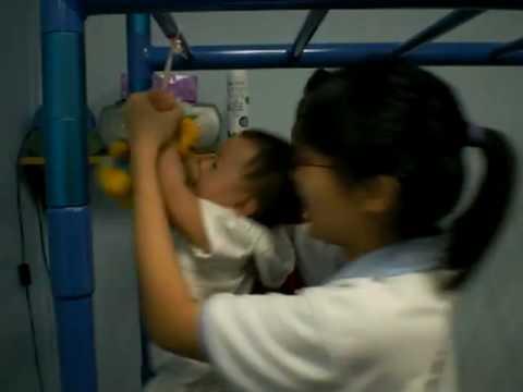 86e930e9123a Trial   Baby Jumper Gym - YouTube