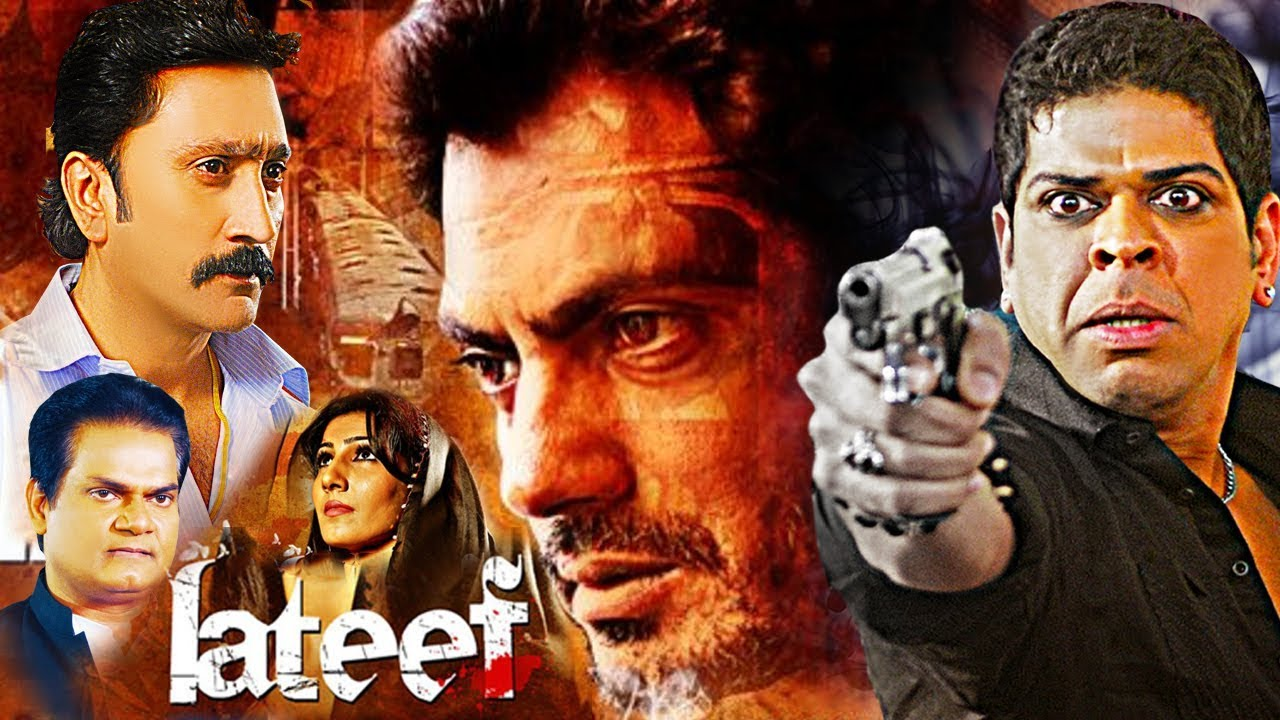 LATEEF (2019 ) New Release Hindi Action Movie | 2019 Nawazuddin Siddiqui HD Full Movie