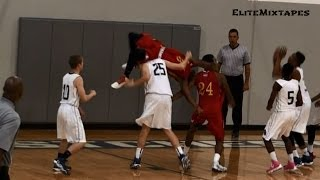 Basketball FAILS & Funny Moments - Elite Bloopers Vol. 6