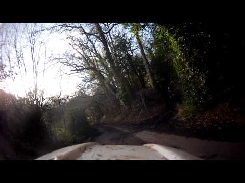 Honda xr250 1997 hill climb