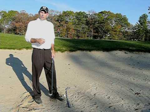 Bunker Shot quick free tip from John Shea!