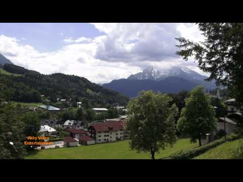 Das Berchtesgadener Land - Bayern - Deutschland - Reisebericht