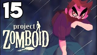PANIC AT THE CATHEDRAL | Project Zomboid Gameplay / Let