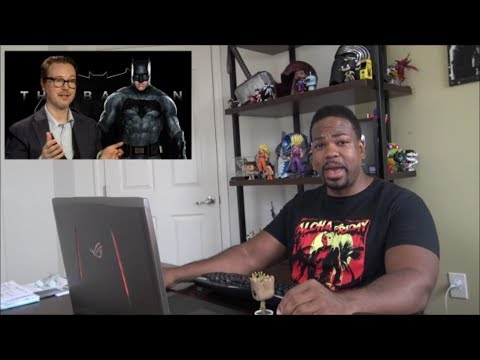 Matt Reeves SaysThe Batman Is Starting Over From Scratch!!!