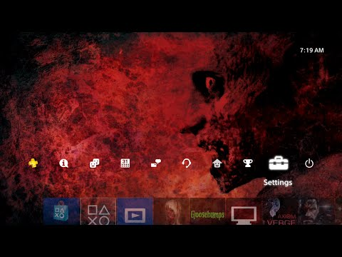 A look at the 'Resident Evil 20th Anniversary' theme for PS4 Mp3