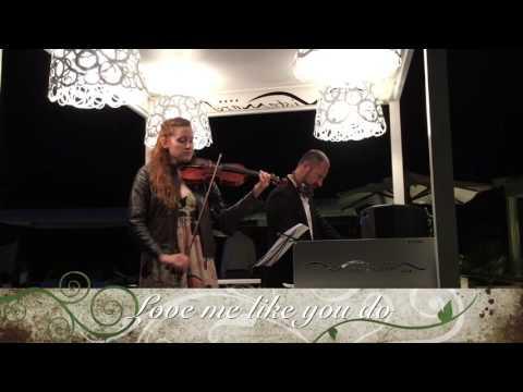 Sun is Shining - Violino Cover - Eleonora Montagnana