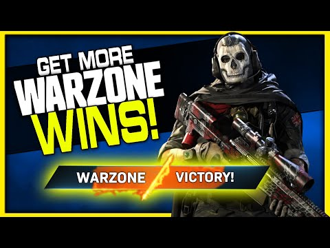 How to Get More Wins in Warzone Battle Royale!