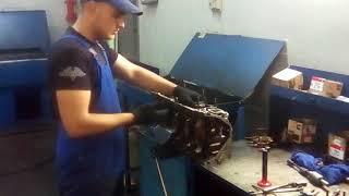Притирка клапанов на Газели с двигателем ЗМЗ 405