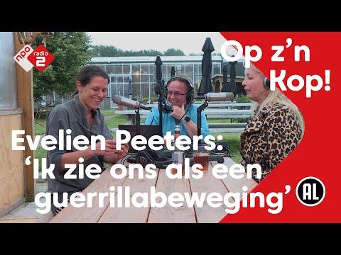 Arts Evelien Peeters kritisch op coronabeleid | Op z'n Kop! Zomertour | #2 | NPO Radio 2