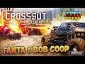 CROSSOUT : LE DESTRUCTION DERBY ! - Fanta et Bob Gameplay PC 1080p FR (XBOX PS4)