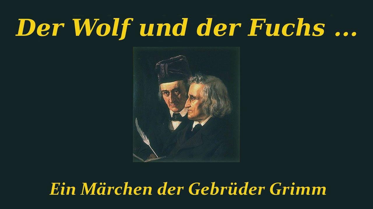 Bildergebnis für Grimm: Der Wolf und der Fuchs