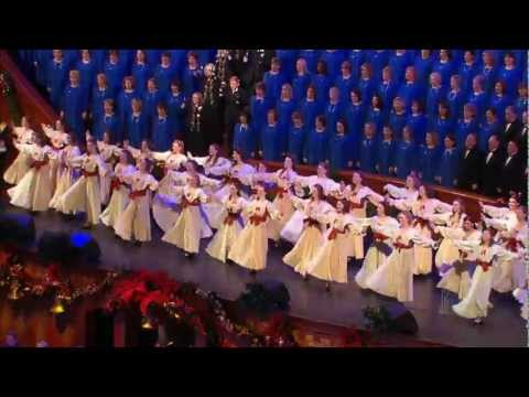 Processional on God Rest Ye Merry Gentlemen - Mormon Tabernacle Choir