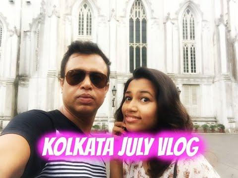 Kolkata July Vlog|| Nilfa Travel Vlogs