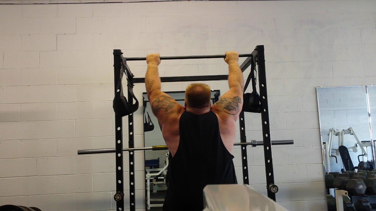 350 Pound 55 Year Old Bench Press 10 Pull Ups Kole Carter 565 Raw