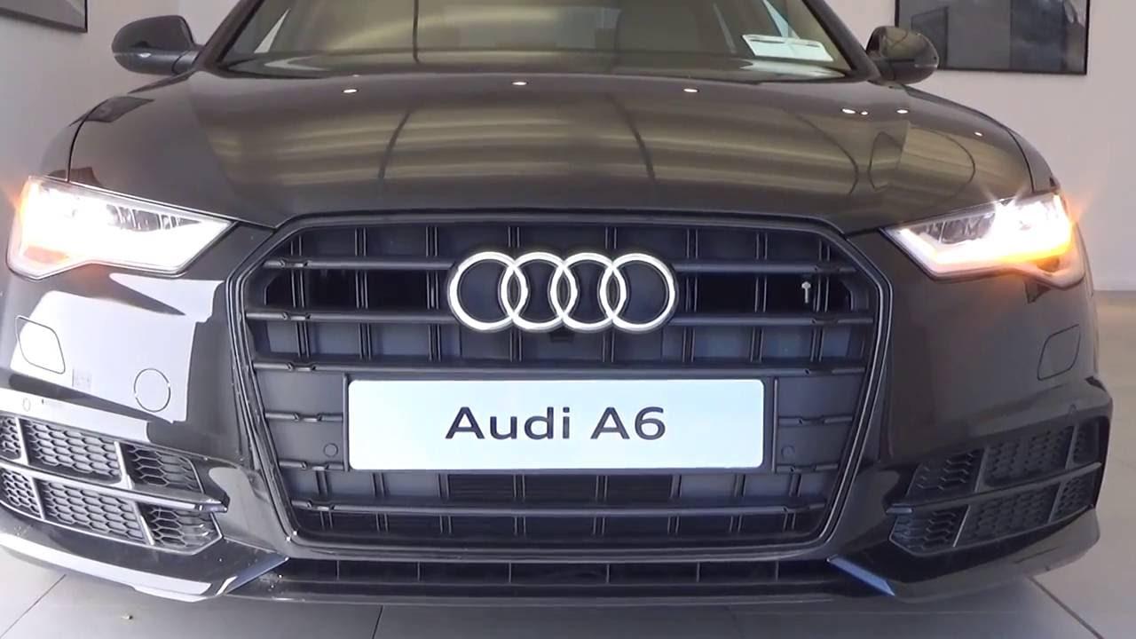 Audi a6 black edition | auto express.